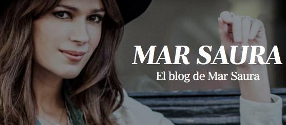 EL BLOG DE<br/> MAR SAURA